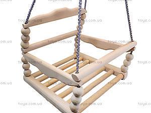 Качель деревянная «Гуцулочка», К112
