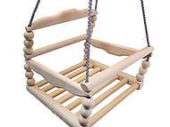 Качель деревянная «Гуцулочка», К112, игрушки