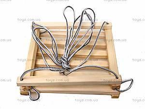 Качель деревянная, K-4, купить