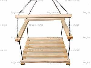 Качель деревянная, K-4, цена