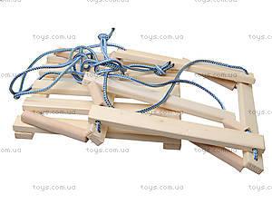 Качель деревянная для детей, К09, отзывы