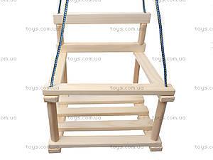 Качель деревянная для детей, К09, цена