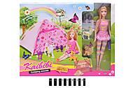 Kaibibi - кукла на природе, BLD146