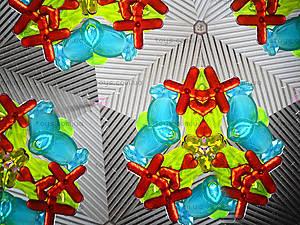 Калейдоскоп «Бабочки», 1003-2, фото