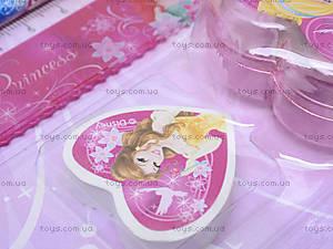 Канцелярский набор для первоклассника «Принцессы», PRBB-US1-5060-BL, фото