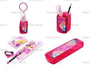 Канцелярский набор Barbie, BRAB-US1-75409-H