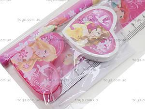 Канцелярский набор «Принцессы», PRAB-US1-5020-H, игрушки