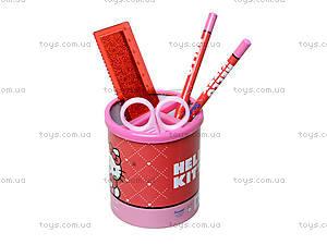 Канцелярский настольный набор Hello Kitty, HK13-205K, купить