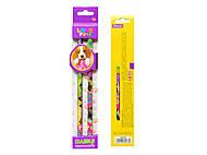 Набор карандашей шестигранных Pets, 280236, отзывы