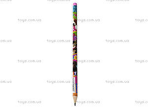 Простой карандаш с ластиком Pets, 280253