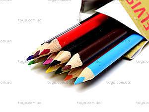 Карандаши цветные, 12 штук, HKAB-US1-3P-12, цена