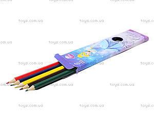 Карандаши цветные, 6 штук, PRAB-US1-1P-6, отзывы