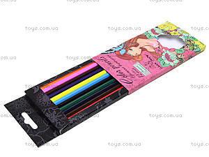 Карандаши цветные для детей, WXBB-US1-1P-12, отзывы