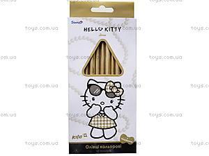 Карандаши цветные Hello Kitty Diva, HK13-053K
