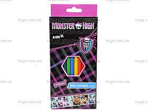 Карандаши цветные Monster High, MH13-051K