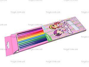 Карандаши цветные «Пикси», , купить