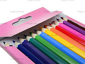 Карандаши цветные «Пикси», , отзывы