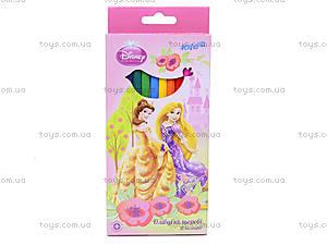 Карандаши цветные Princess, P13-051K