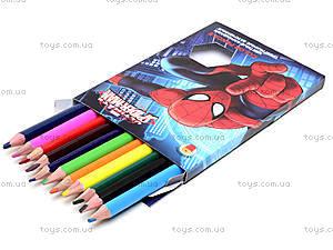 Карандаши цветные толстые, 12 штук, SMAB-US1-8P-12, цена