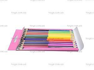 Карандаши двухцветные Pop Pixie, PP13-055K, купить
