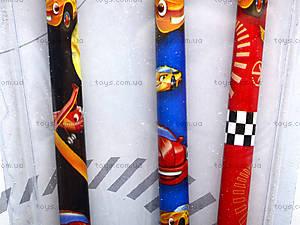Простой карандаш с ластиком «Тачки», 2124-01, купить
