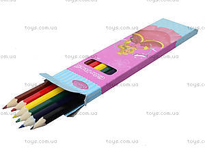 Разноцветные карандаши «Золушка», 2121, купить