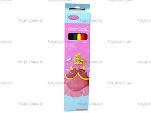 Разноцветные карандаши «Золушка», 2121