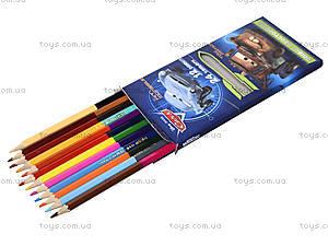 Карандаши двухцветные Maestro, 12 штук, 290186, купить