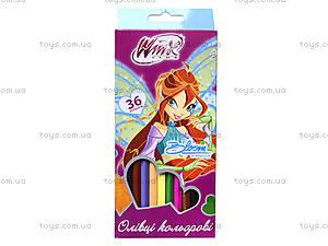 Цветные карандаши Maestro, 36 цветов, 290198