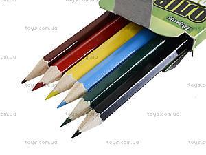 Набор карандашей, 6 цветов, 290235, купить