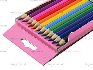 Цветные карандаши Pop Pixie, 12 штук, PP13-051K, купить