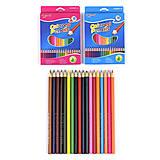 Цветные карандаши (18 цветов), 2 вида, C37047-YL8304