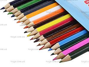 Набор цветных карандашей «Летачки», 18 штук, PLBB-US1-1P-18, купить