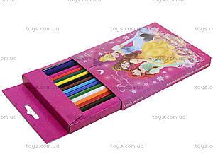 Цветные карандаши «Принцессы», 36 штук, PRBB-US1-1P-36, купить