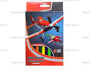 Карандаши цветные для детей, 12 штук, PLAB-US1-8P-12, отзывы