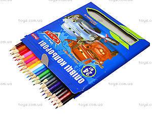 Карандаши для рисования, 24 цвета, 290246, купить