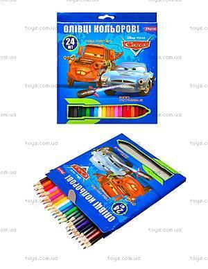 Карандаши для рисования, 24 цвета, 290246