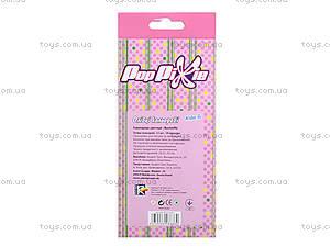 Карандаши цветные двухсторонние Pop Pixie, 12 штук, PP13-054K, отзывы