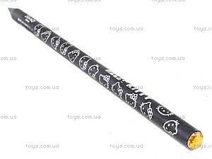 Детский карандаш с кристаллом Hello Kitty, HK14-059K, купить