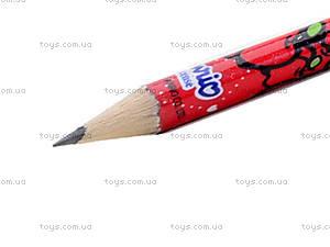 Простой карандаш Hello Kitty с ластиком, , купить