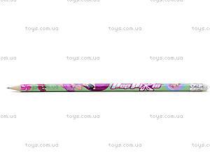 Простой карандаш Pop Pixie с ластиком, PP13-056K, отзывы