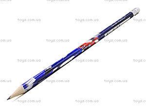 Простой карандаш Transformers с ластиком, TF13-056K, купить