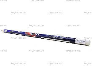 Простой карандаш Transformers с ластиком, TF13-056K, фото