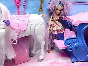 Карета детская с куклой и лошадью, 60386, цена