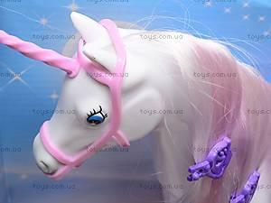 Карета детская с куклой и лошадью, 60386, детские игрушки
