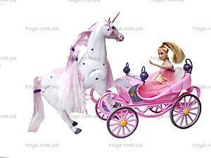 Карета для куклы, 37386, купить