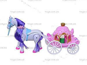 Детская игрушка «Карета для принцессы», 686-713, купить