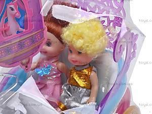 Карета с куклами, 6155, отзывы