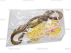 Карета с лошадками, 59386, купить