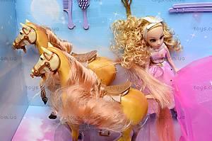 Карета с лошадками, 59386, детские игрушки